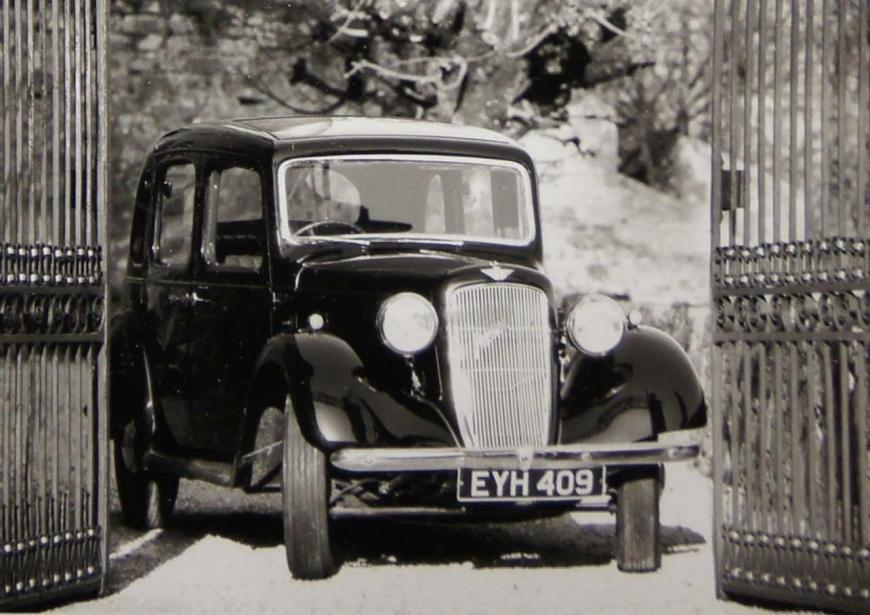 Самые известные автомобили британского премьера Уинстона Черчиля