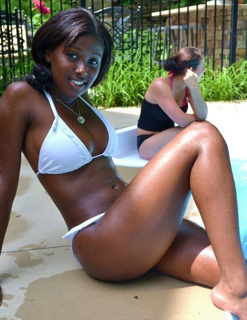 Nude black woman photos free