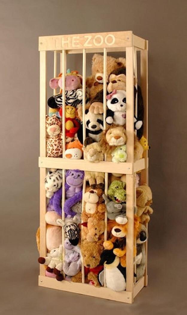 31. Шкаф для игрушек