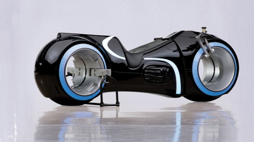 16. TRON Light Cycle - $ 77,000