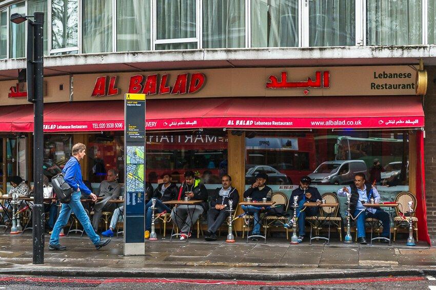 Русский квартал в лондоне мовенпик дубай