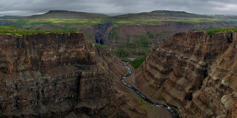 Самый большой водопад в России