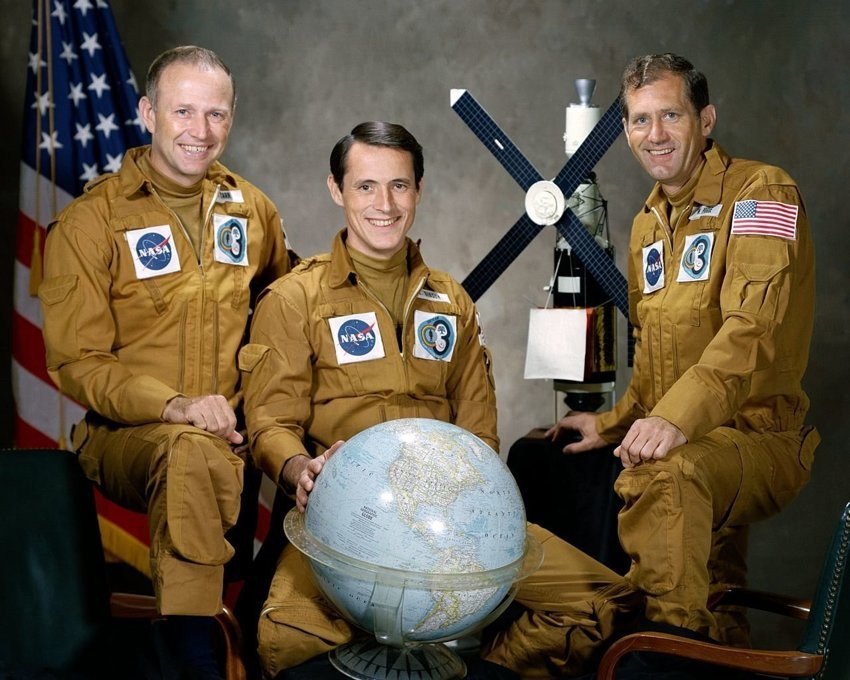 Правда ли, что американские астронавты 45 лет назад устроили в космосе забастовку?