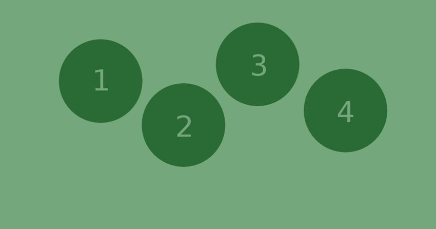 Правда ли, что все круги одного размера?