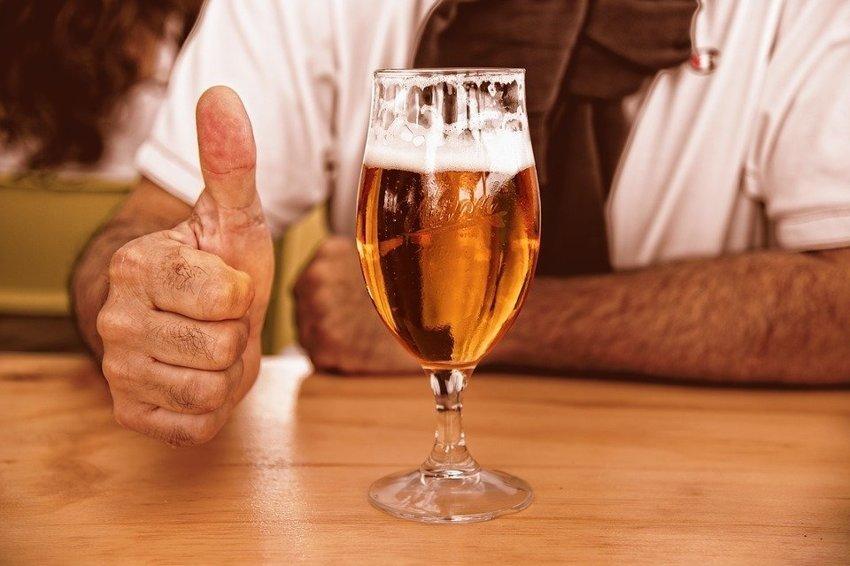 Бывало ли, что посреди пьянки вы прекращали пить? Просто потому что не хотелось...