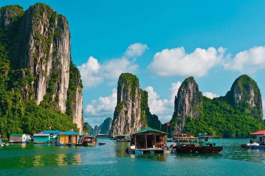 Соседями этой страны являются Лаос, Камбоджа и Китай