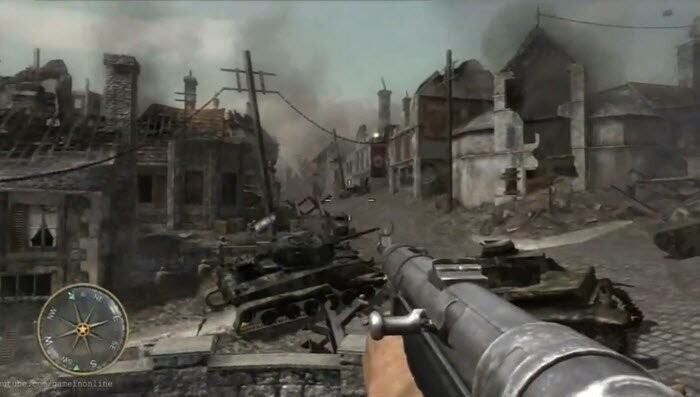 Call of Duty 3. 2006 год