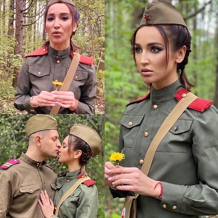 Трансы В Военной Форме