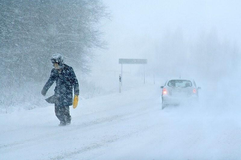 Самый сильный снегопад за последние три года ожидается в Подмосковье