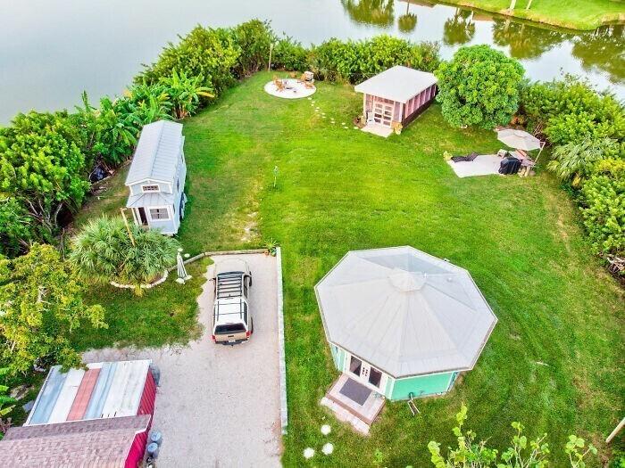 Как живется обладателю частного острова во Флориде?