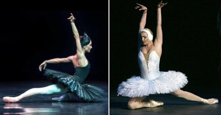 Какая разница между Волочковой и другими балеринами