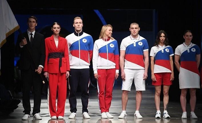 ВНорвегии форму сборной России назвали «средним пальцем всему миру»