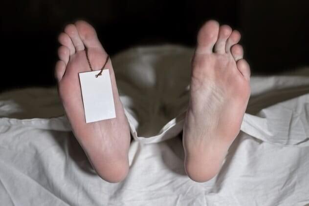 10вещей, которые могут произойти стелом человека после смерти