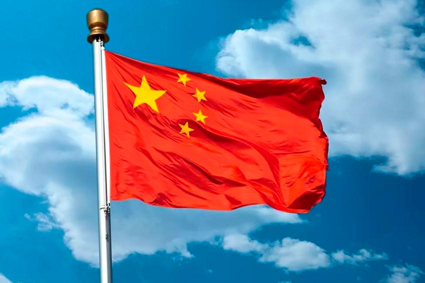 Чтообозначают звезды нафлаге Китая?