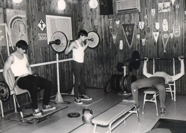 Один шагккрасоте издоровью: история спортивных тренажеров