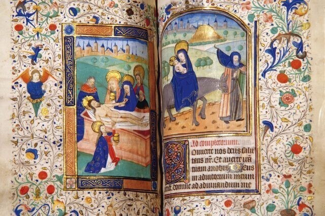 Тайна молитвенника Анны Болейн