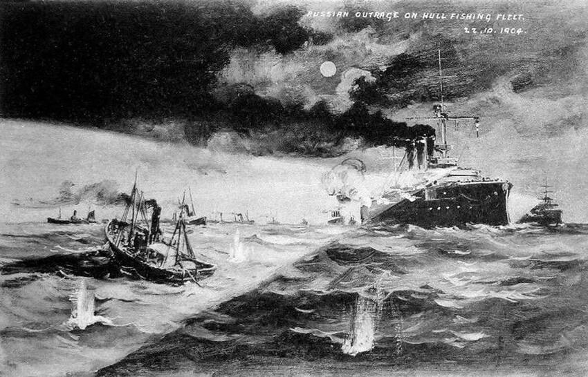 Самое страшное поражение русского флота завсюегоисторию
