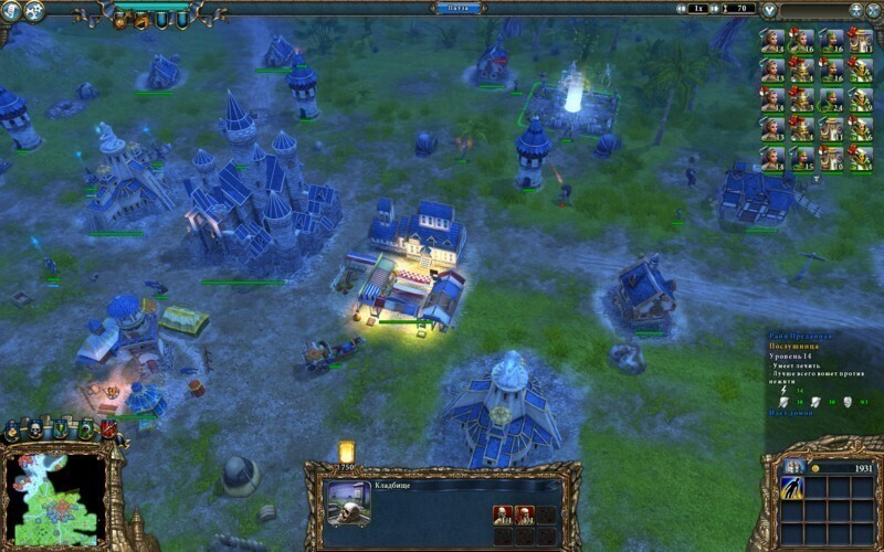 Majesty 2: TheFantasy Kingdom Sim- Стоила лиигра свеч?