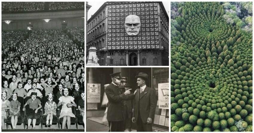 Чтоэто: 20загадочных исторических фото, которые непонятны безпояснений
