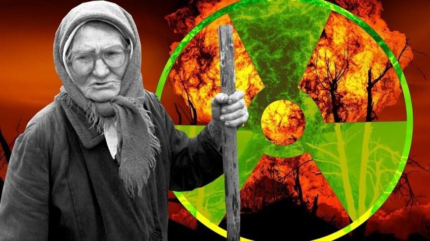 Каквначале 1970-х недалеко отМосквы произошел ядерный взрыв
