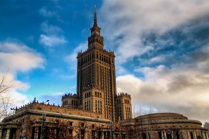 Почему вЕвропе нестроят небоскребы?