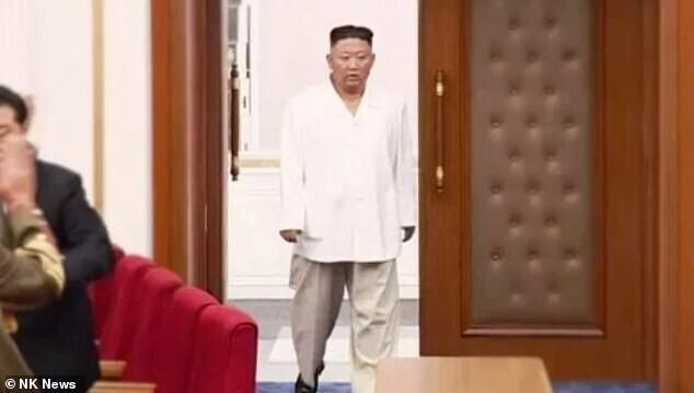 Корейцы рыдают: КимЧенЫнпохудел!