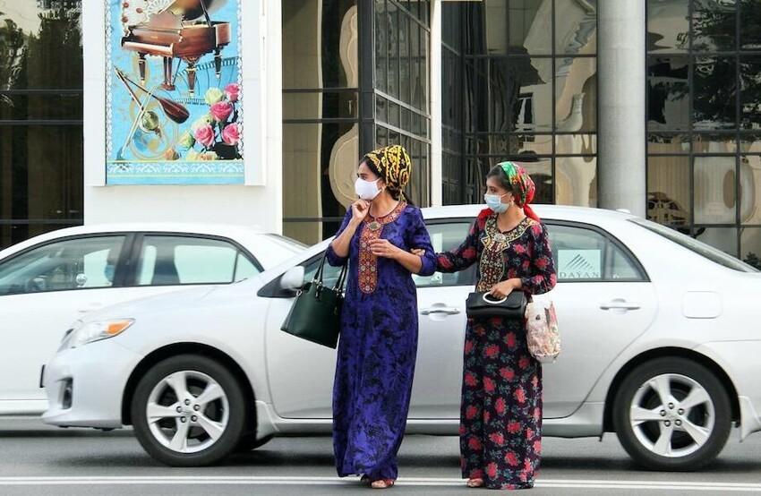 Странные ограничения вТуркменистане