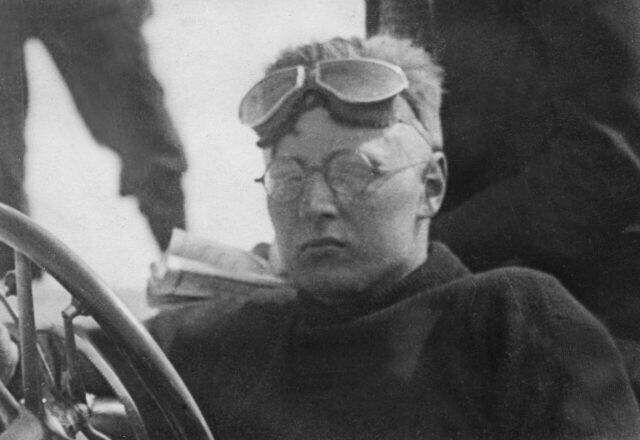 Фриц фонОпель: человек, который изобрел автомобиль-ракету