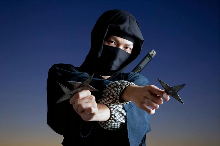 Сюрикэн — оружие илибезделушка?