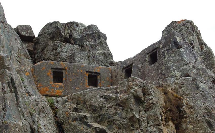 Загадка истории — сооружения есть, аследов используемых инструментов нет