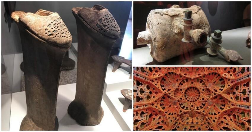 Уникальные артефакты, доказывающие, чтосовременные технологии взяты изпрошлого - идревние люди умеют удивлять