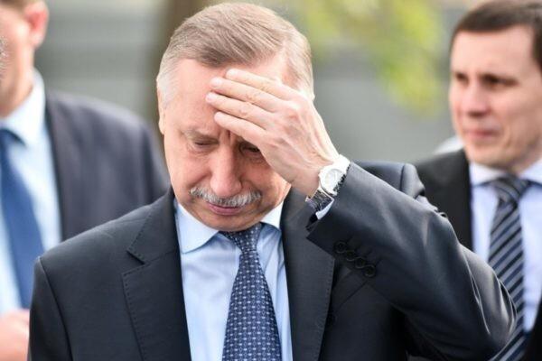 Аналитики: Беглов очень скоро может лишиться поста губернатора Петербурга