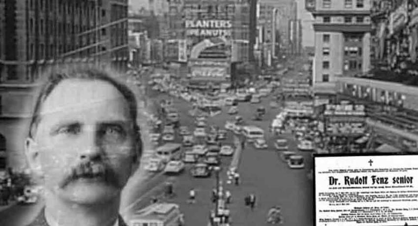 Путешествия вовремени — Загадочная история Рудольфа Фенца