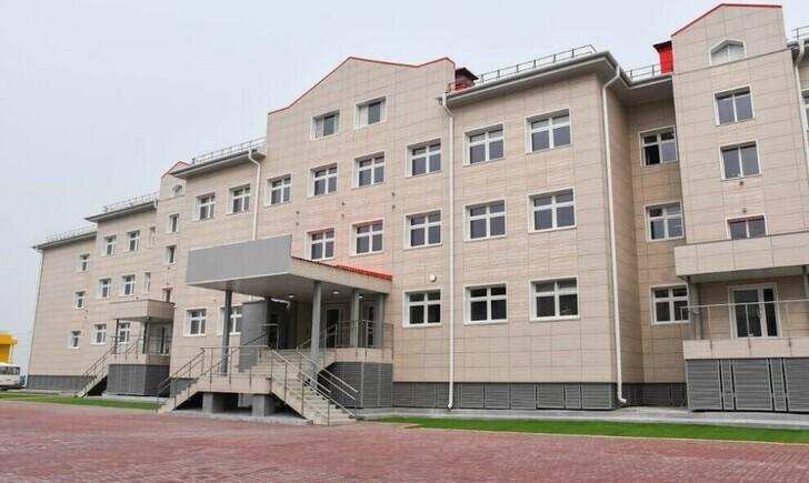 Крупнейшая сельская школа-интернат России открылась на Ямале