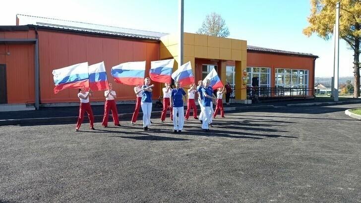 В селе Казачинское Иркутской области открылся новый спортивно-оздоровительный комплекс