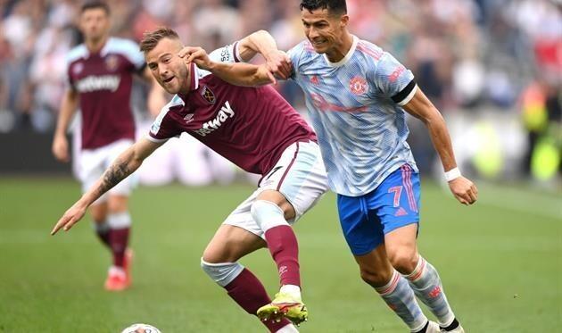 Ярмоленко упустил шанс забить «Манчестер Юнайтед», непопав попустым воротам