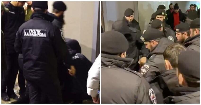 ВГрозном избили двух болельщиков «Спартака»