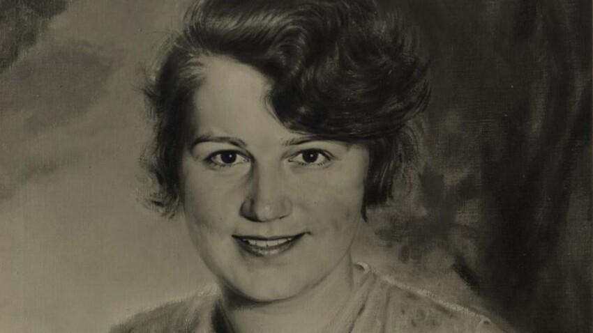 Гели Раубаль — племянница ивеликая любовь Гитлера
