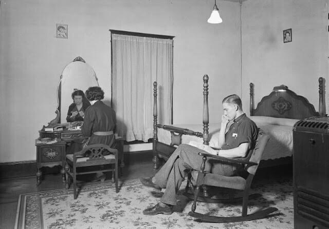 Какжили простые американцы вовремя Великой депрессии