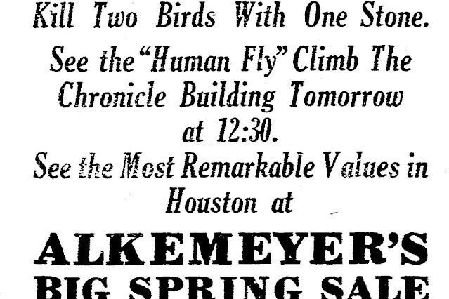 Гарри Гардинер: «человек-муха», который небоялся высоты