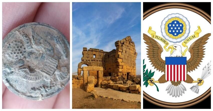 Нараскопках римского форта вТурции найдена гербовая печать США: мычего-то незнаем?