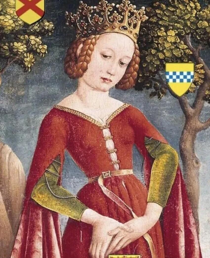 Марджори: заперла рыцаря взамке, пока оннанейнеженился