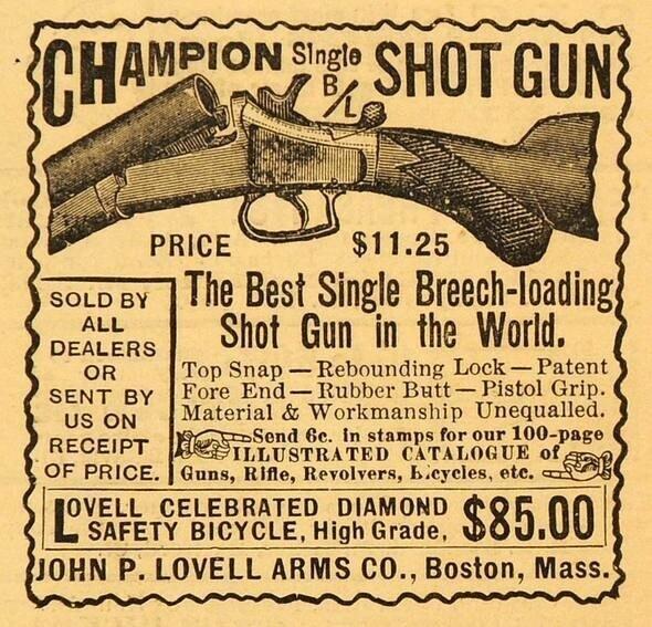 Сколько стоил револьвер вовремена Дикого Запада