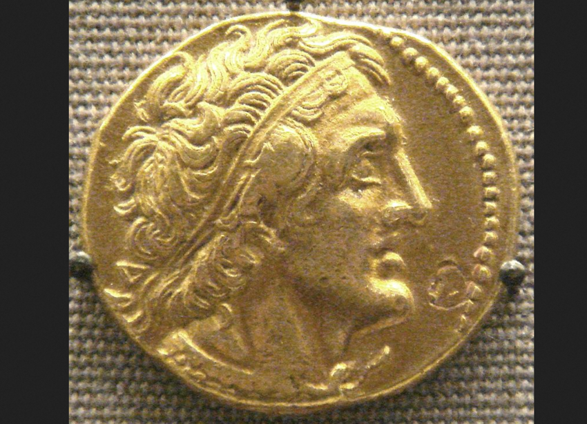 Улыбающийся фараон, онжеближайший друг Александра Македонского: Птолемей