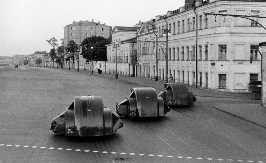 Фрагменты истории вфотографиях