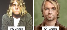 Someone Imagined How Pop Stars Would Look Today If They Were Still Alive, And Some Are Spot On
