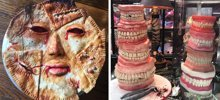 This Baker Makes Halloween-Inspired Cakes, And You'd Probably Be Too Scared To Eat Them