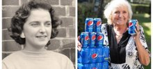 Great-gran claims she has drunk nothing but Pepsi for 64 years