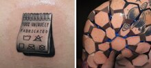 26 Of The Most Epic 3D Tattoos