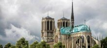 Russian Architect Suggests Modern Notre-Dame De Paris Restoration Design